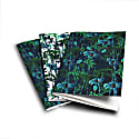 Electric Lagoon Notebook Set Of 3 image