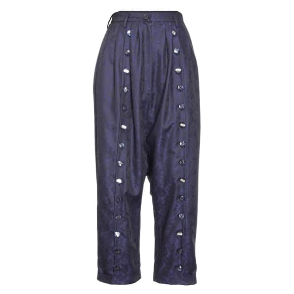 JIRI KALFAR Blue Baggy Trousers