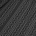Hugh Comfort Mesh Lounge Shorts Black / White image