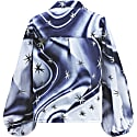 Nilla Blouse Midnight Star image