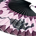 Pink Panther Hand Fan image