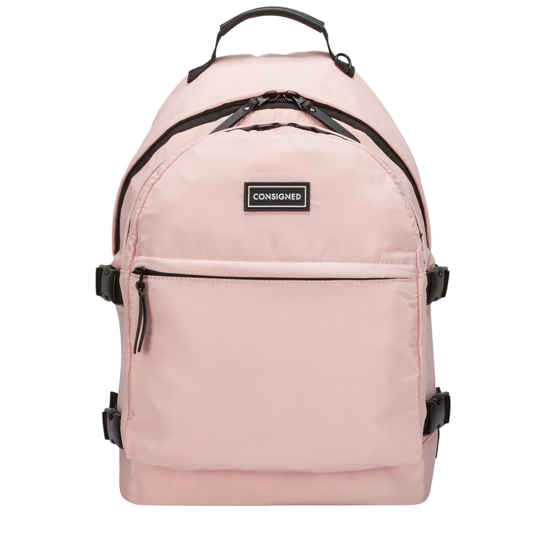 Consigned Barton Mens Backpack Black