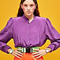 Ksana Neon Orange Vegan Watch - 38mm image