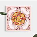 Rabbits & Pomegranates Limited Edition Fine Art Signed Print - Small image