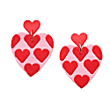Heart Baker Big Heart Earrings image