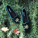 Green Christmas Limited Edition Velvet Friulane image