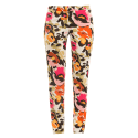 Floral Print Trousers image