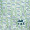 Men's Swim Trunks - Flamboyant Seed In Green image
