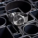 Leff Amsterdam Tube Watch - S42 Stainless Steel Case & Bracelet image