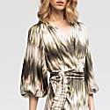 Batik Summer Viscose Dress image