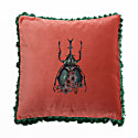 Scarab Velvet Cushion image