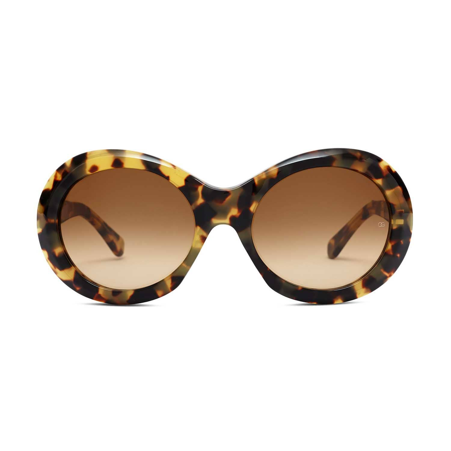9d25b303aa06 Audrey 1963 Leopard | Oliver Goldsmith Sunglasses | Wolf & Badger