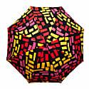 Multi-Coloured Umbrella image