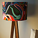 60s Pop Lampshade image