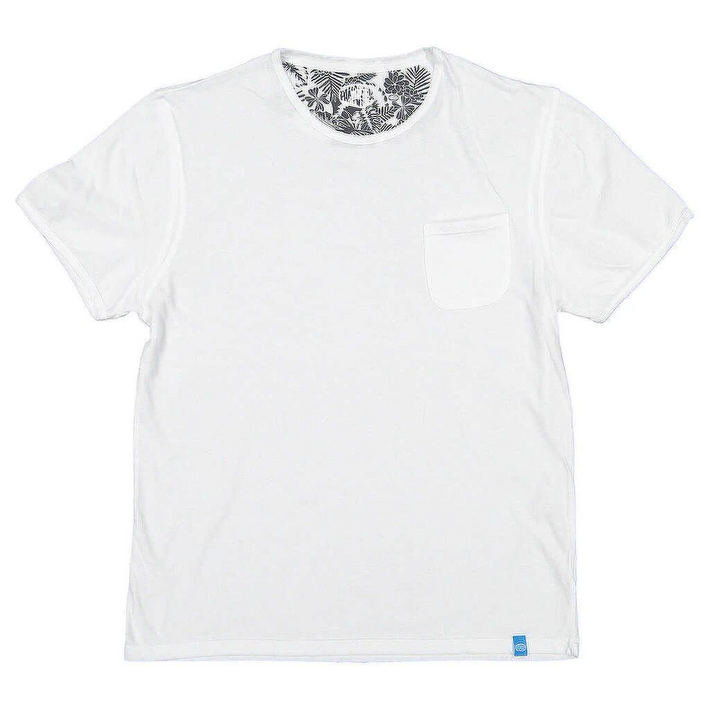 a4d49b86a Margarita Pocket T-Shirt in White | Panareha | Wolf & Badger