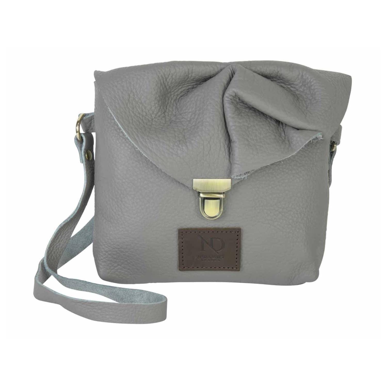 N'Damus Emily Rose Mini Orange Leather Crossbody Bag Sale For Sale Under Sale Online oWAc51Fs
