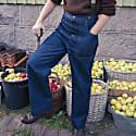 Logjam Men's Straight Wide Legged Jeans image