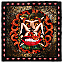 New York Silk Scarf - 140 x 140 cm image