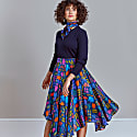 Airmiles Wrap Skirt image