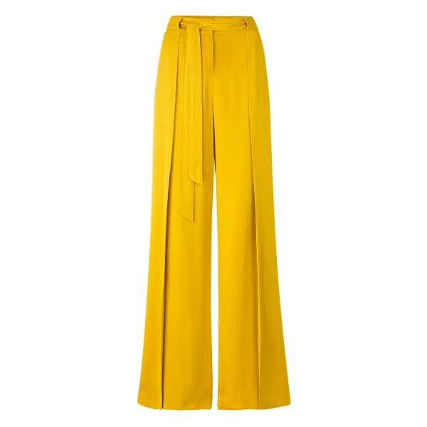 OUTLINE The Audley Trouser Yellow
