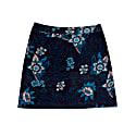 Floral A-Line Skirt image
