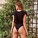 Juliet One-Piece Swimsuit In Black image