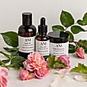Rose & Geranium Body Oil image