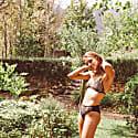 Dahlia Décor Back Bralette image