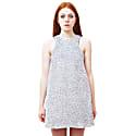 Indigo Dress Silver image