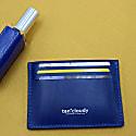 Card Holder Middle Blue image