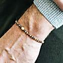 Tibetan Agate Veritas Bracelet image