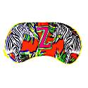 Z For Zebra Silk Eye Mask In Gift Box image