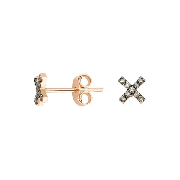 JEZEBEL LONDON Single Hoxton Stud Earring