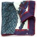 Hector Blue Handkerchief image