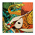 Eden Bird Pocket Square image