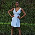 Iggy Wrap Dress image