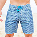Opunoho Beach Shorts in Blue image
