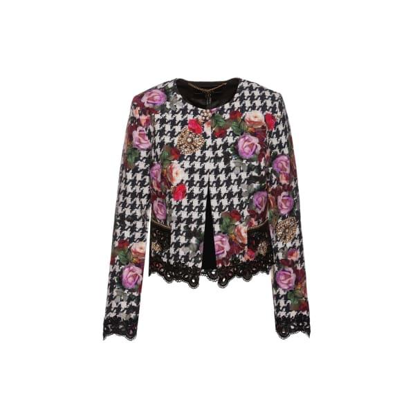 NISSA Floral Print Jacket