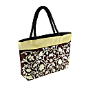 Bag Silk Style2 Brown & Gold image