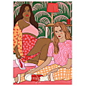 Two Gals Jigsaw 500 Pieces image