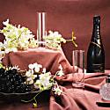 6 Glass Champagne Borosilicate Glass image