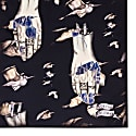 Dead Hands Long Silk Scarf image