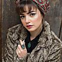 Amira Arrowhead Green Quartz Pendant Necklace image