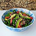 Salad Bowl - Sky Blue | Speckle image