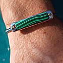Malachite Big Id Cuff Bracelet image