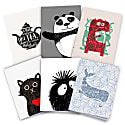 Thoughtful Cards Pack Of 6 image