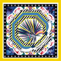 Palmier Silk Scarf image