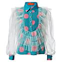 Hatteras Shirt Polka Dot Soft Mint image