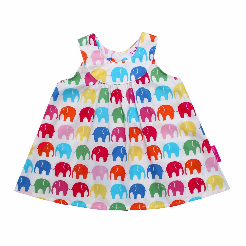 2e9eb775494 Multi Elly Baby Dress image