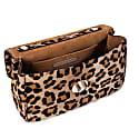 Leopard Print Haircalf Happy Cross-Body Chain Bag image